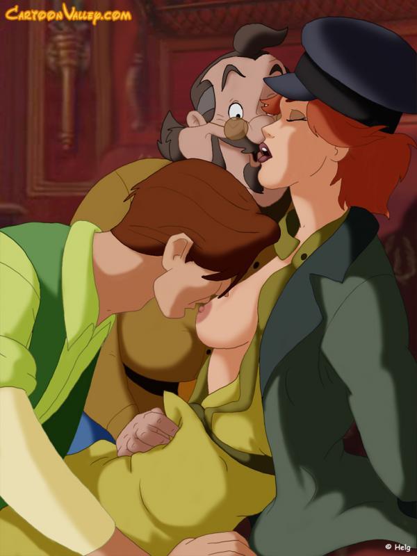 Disney Anastasia Porn